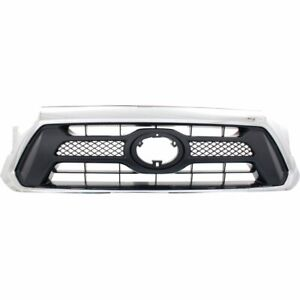 5310004491 To1200351n New Grille For Toyota Tacoma 2012 2015