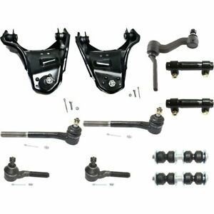 Front New Control Arm Suspension Kit For Chevy Olds S 10 Pickup Chevrolet S10