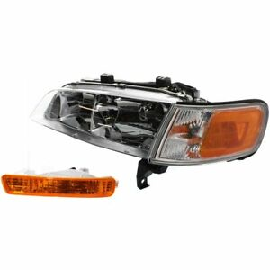 Left New Auto Light Kit Driver Side Lh Hand For Honda Accord 1994 1995