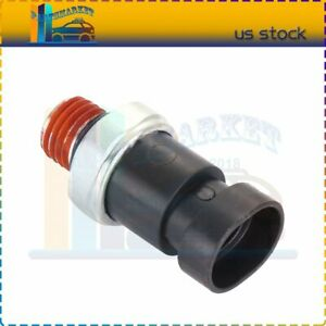 Oil Pressure Sensor Switch With Metal Gauge Spacer Replacement For Car Parts