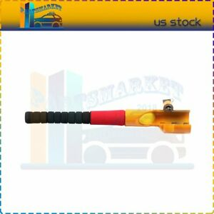 Universal Car Anti Theft Auto Security Rotary Steering Wheel Lock Devices
