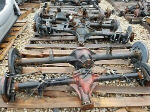 2003 2004 Ford Mustang Rear Axle Assembly 7 5 Rg 3 27 Ratio 88k Oem
