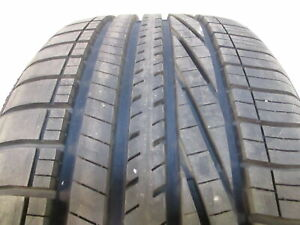 Used P245 45r20 99 Y 10 32nds Goodyear Eagle Rs A 2 Carbon Fiber
