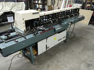 Mailcrafter 9800l Stretch Inserter 6 Stations