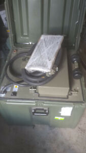 On Site Gas Systems Military Surplus Feed Air Compressor