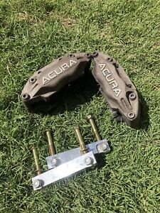 Honda Acura Rl Calipers With Fastbrakes Kit For 1998 2002 Accord