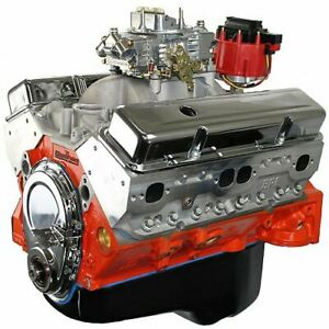 Blueprint Engines Ps4272ctc Pro Series 427ci Small Block Chevy Dress Engine 540