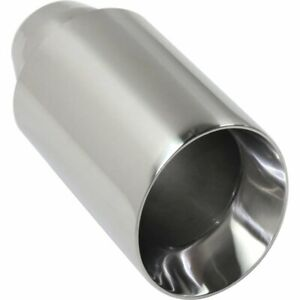 New Exhaust Muffler Tail Tip Pipe For Chevy Avalanche Suburban Chevrolet C1500