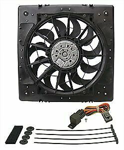 Derale 16926 Single Speed Electric Puller Fan With Moulded Shroud