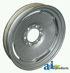 Front Wheel Rim 4 X 19 Ford new Holland Models Naa 600 800 Series