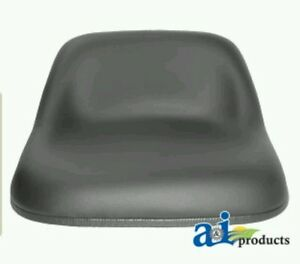 Replacement Riding Mower Seat Black Fits Several Models