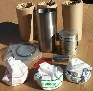 Farmall Sleeve And Piston Kit For A b c super A F 12 F 14 3 1 8 Overbore