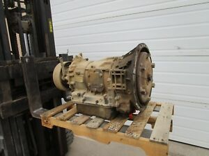 Allison 2000 Series Transmission Removed From A Ic School Bus Dt466e Ih
