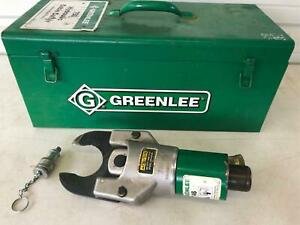 Greenlee 750 751 m2 Hydraulic Cable Cutter Shear Head For Greenlee 746