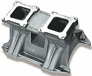 Weiand 1987wnd Hi Ram Tunnel Ram Intake Manifold Big Block Chrysler 413 426 440