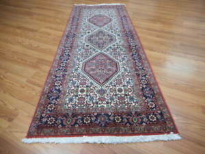 C1970 Super Persiann Afshari Herati Bijar Serapi Colores 2 6x7 Estate Sale Rug