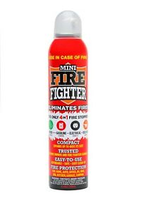Mini Firefighter Portable Fire Extinguisher Free Shipping