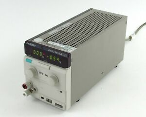 Kikusui Pmc18 1a Dc Power Supply 0 18 V 0 1 A