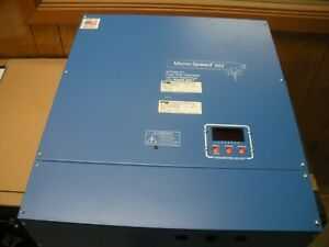 Power Electronics Mmv6046h Micro speed Variable Speed Drive 60hp