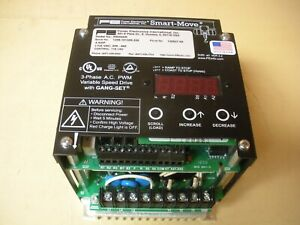 Power Electronics Msm4ar Variable Speed Drive With Gang set
