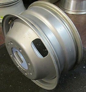 Ford F350 Truck Motorhome 17 Factory Oem Dually Duallie Wheel Rim 3615 B