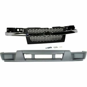 Front New Auto Body Repair Kit For Chevy Chevrolet Colorado 2004 2012