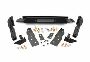 Rough Country Front Winch Mounting Plate For Jeep Grand Cherokee Wj 1064