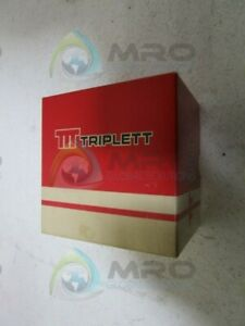 Triplett 33is Panel Meter New In Box