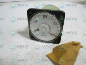 Eil Panel Meter 0 1600amps 103131lste New No Box