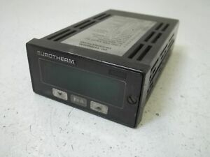 Eurotherm 842 01000 0 Temperature Controller used