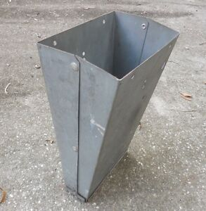 Soda Vending Machine Coin Cash Change Box bucket Replacement Part Tappered