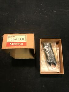 Mitutoyo Center Gage Attachment For 12in Calipers 050018 New In Box
