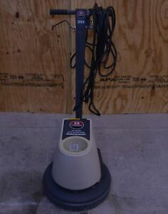 Advance Hi rpm Ap20 Matador 20 Floor Buffer works Good