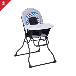 Baby High Chair Clearance Eat Seat For Kids Eating Toddlers Infants Compact New