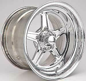 Billet Specialties Rs035106155n Street Lite Wheel Size 15 X 10 Rear Spacing