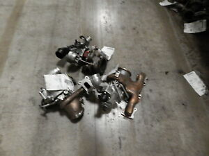 Cadillac Ats Cts Ct6 Regal Camaro Turbocharger Turbo 37k Oem