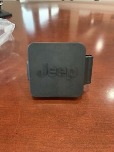 Class Iii Trailer Hitch Cover Jeep Logo