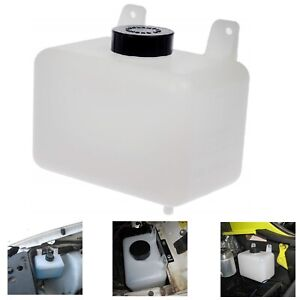 Universal Coolant Radiator Reservoir Bottle Overflow Recovery Tank Truck Parts