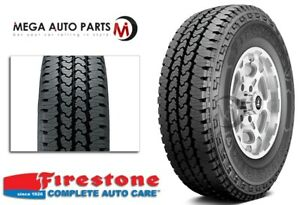 1 Firestone Transforce At 2 Lt265 70r17 121 118r Owl E Durable All Terrain Tires