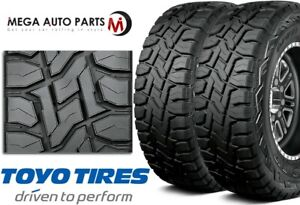 2 New Toyo Open Country R T 35x12 50r22 117q On Off Road Rugged Terrain Tires