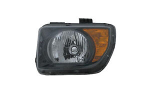 Replacement Driver And Passenger Side Headlight For 07 08 Honda Element