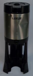 Fetco Luxus L3d 15 1 5 Gallon Thermal Coffee Beverage Dispenser dent no Spout