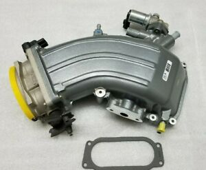 New Throttle Body And Supercharger Elbow 99 04 Supercharged Lightning 02 03 Hd