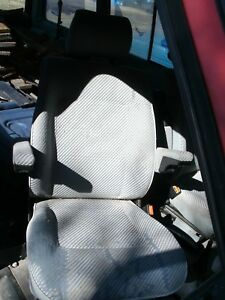 93 95 Volkswagen Eurovan Passenger Right Oem Front Seat shows Wear Ships Free