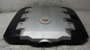 2008 2013 Cadillac Cts Upper Engine Cover Black Silver Oem Lkq