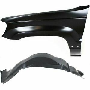 Front Left New Fender Driver Side Lh Hand For Jeep Grand Cherokee 2004