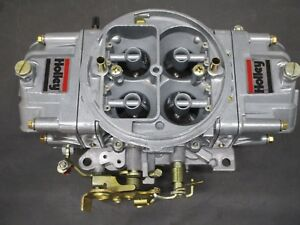 Holley 4150 4777 650cfm Competition Drag Racing Double Pumper Carburetor