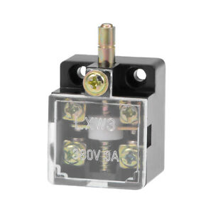 Lxw3 Roller Micro Switch 1nc 1no