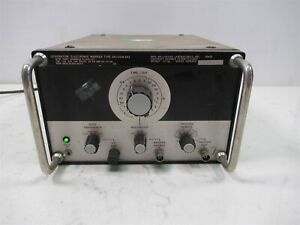 Ballantine Laboratories Generator Electronic Marker Type An usm 441 Lab Unit