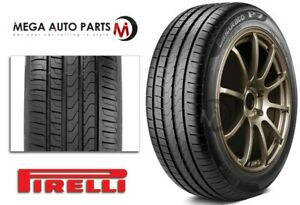 1 Pirelli Cinturato P7 205 55r16 91v Uhp Ultra High Performance Traction Tire